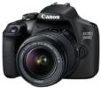 Réflex Canon EOS 2000D | con objetivos 18-55DC y 75-300DC - El corte Inglés black friday