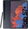 Samsung Galaxy Tab S7+ 128GB Negra - mi electro black friday